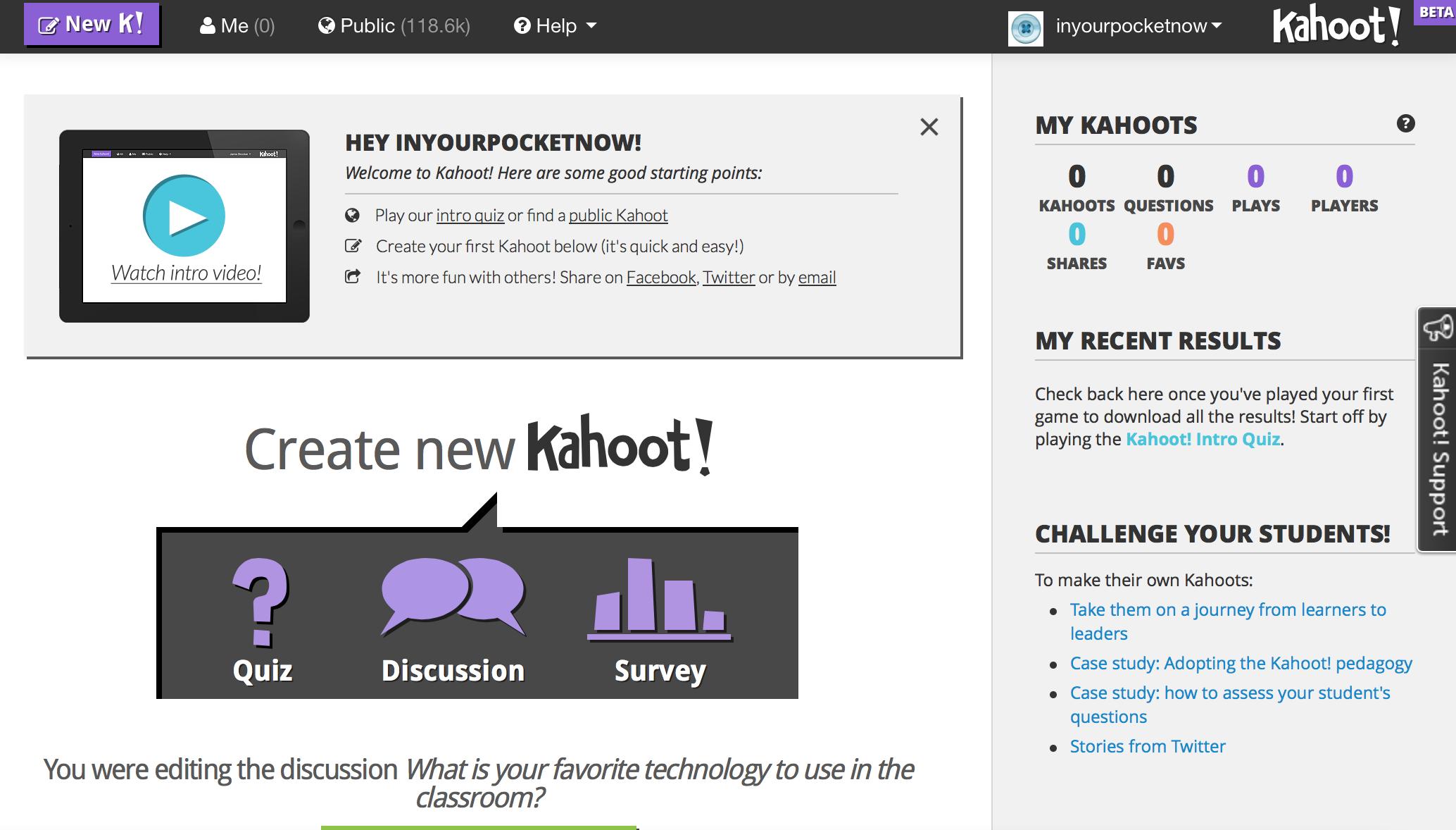 Kahoot Create - photo#4